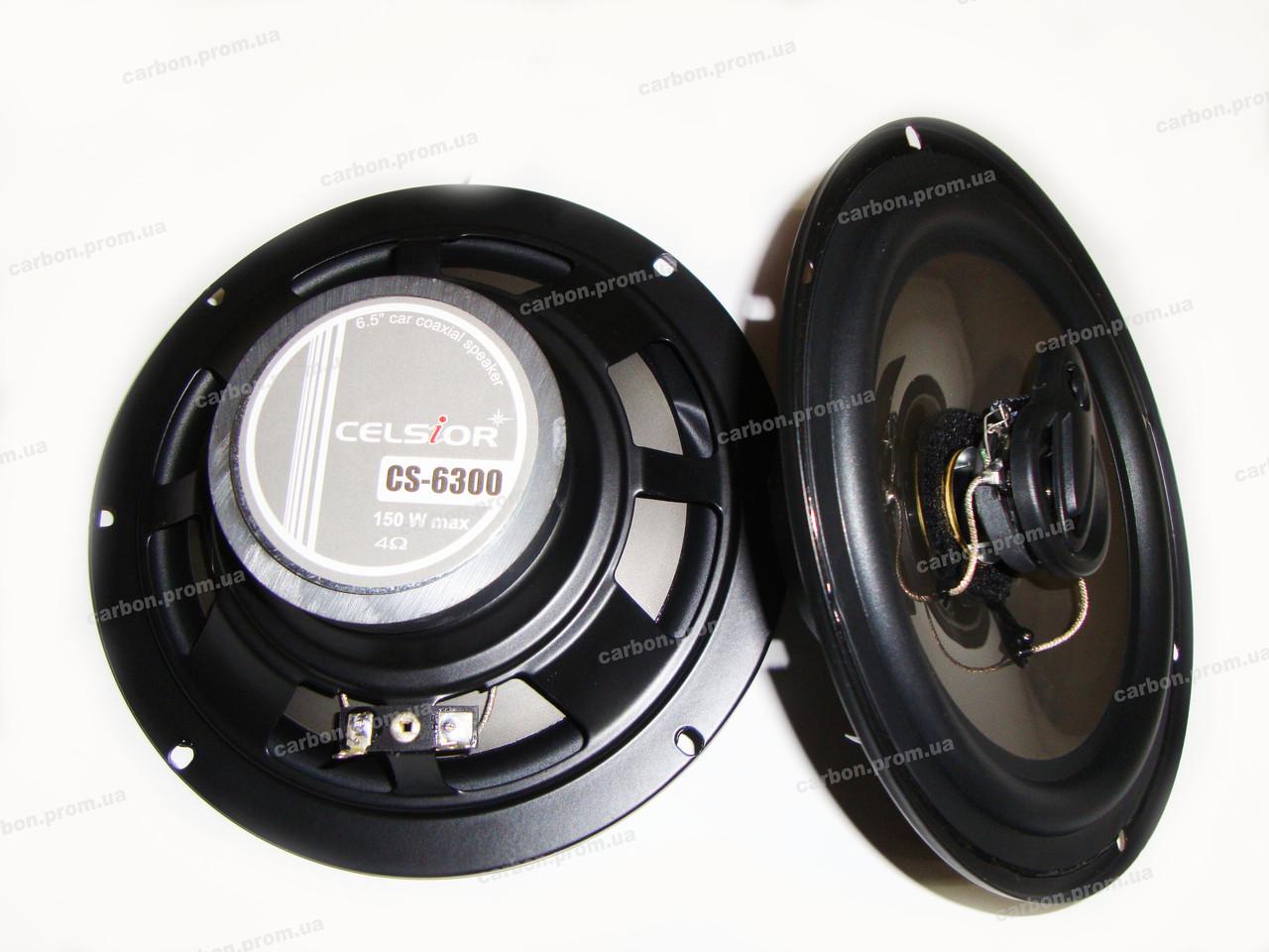 Автомобільна акустика Celsior Silver CS-6300