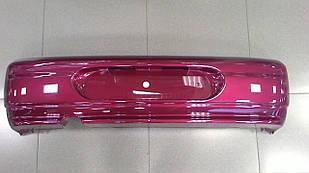 """Бампер ВАЗ 2110 2111 2112 пофарбований задній передній Завод """"Сизрань"""""""