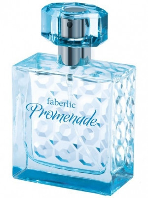 Парфюмерная вода Promenade, faberlic 50ml