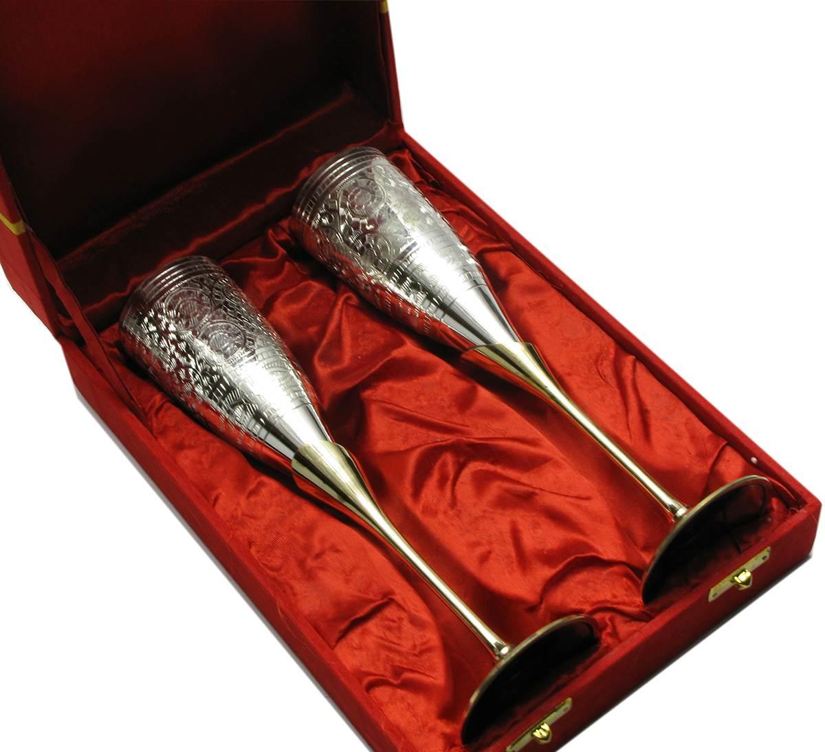 Подарочный набор бокалов, фото 1