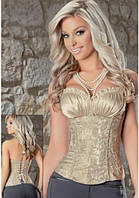 Корсет женский утягивающий моделирующий, корсет на грудь удлиненный. Разные размеры и разные цвета.