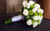 Свадебный букет и оформление цветами
