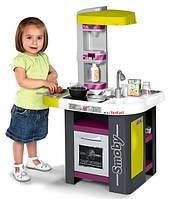 Интерактивная детская кухня с барбекю Mini Tefal Studio Smoby