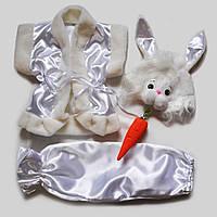 """Карнавальный костюм для мальчика """"Заяц""""."""