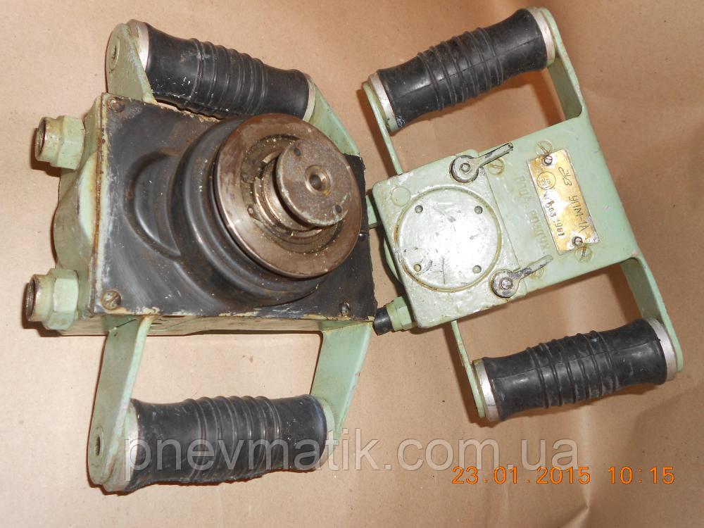 Торцевая шлифовальная машинка УПМ-1А   Ссср