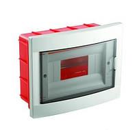 Распределительный щиток Viko (Бокс Box) 8 модулей скрытой установки