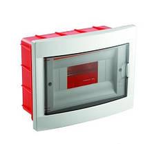 Розподільний щиток Viko (Бокс Box) 8 модулів прихованої установки