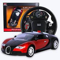 Автомобиль на радиоуправлении Bugatti Veyron, с рулем