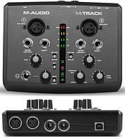 Аудиоинтерфейс M-Audio M-Track
