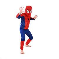 Детский костюм Человека-Паука Спайдер Мен с маской