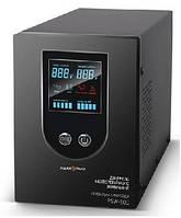 ИБП Logicpower PSW-500 (350Вт) Источник бесперебойного питания с правильной синусоидой для котлов и насосов, фото 1
