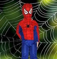 Детский костюм Человек Паук Спайдер Мен с маской