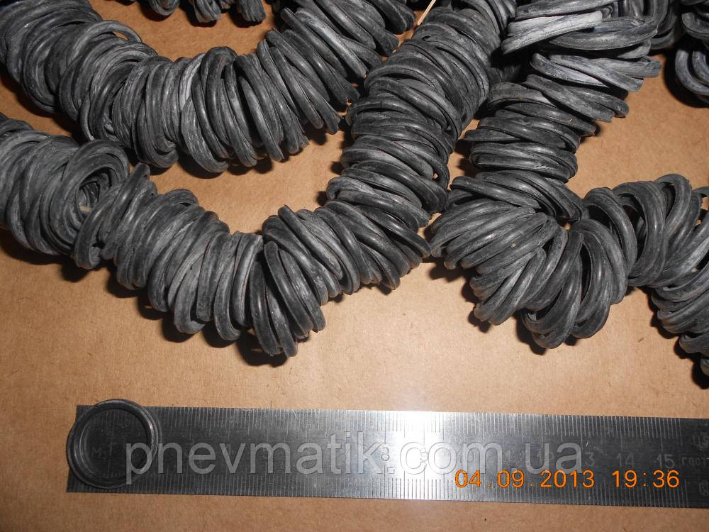 Кольца резиновые уплотнительные круглого сечения 22ммх18мм