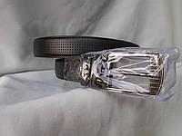 Ремень мужской брючный, пряжка-шпенек, тиснение-узор разный, фото 1