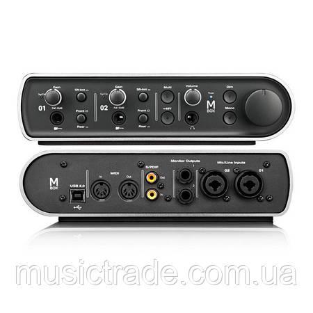 Аудиоинтерфейс Avid Digidesign MBox 3 USB