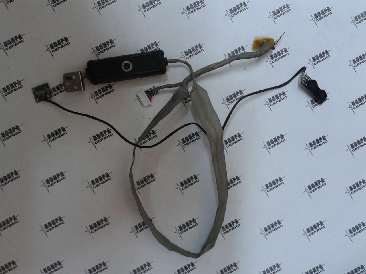 WEB-камера+шлейф+микрофон стерео + датчик освещенности  ASUS M51V