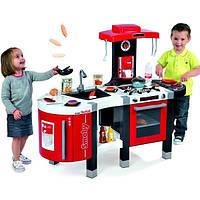 Интерактивная детская кухня Smoby Tefal French Touch  с подачей воды