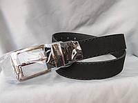 Ремень мужской брючный со строчкой, пряжка-шпенек, разных цветов, фото 1