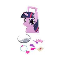 Новинка! Игровой набор My Little Pony - КЕЙС ПРИНЦЕССЫ СУМЕРЕЧНОЙ ИСКОРКИ (с аксессуарами)
