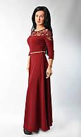 Нарядное,очень красивое платье в пол