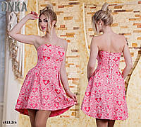 Платье корсет с413.2гл