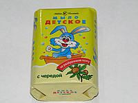 Детское мыло Невская Косметика 90г(с чередой)