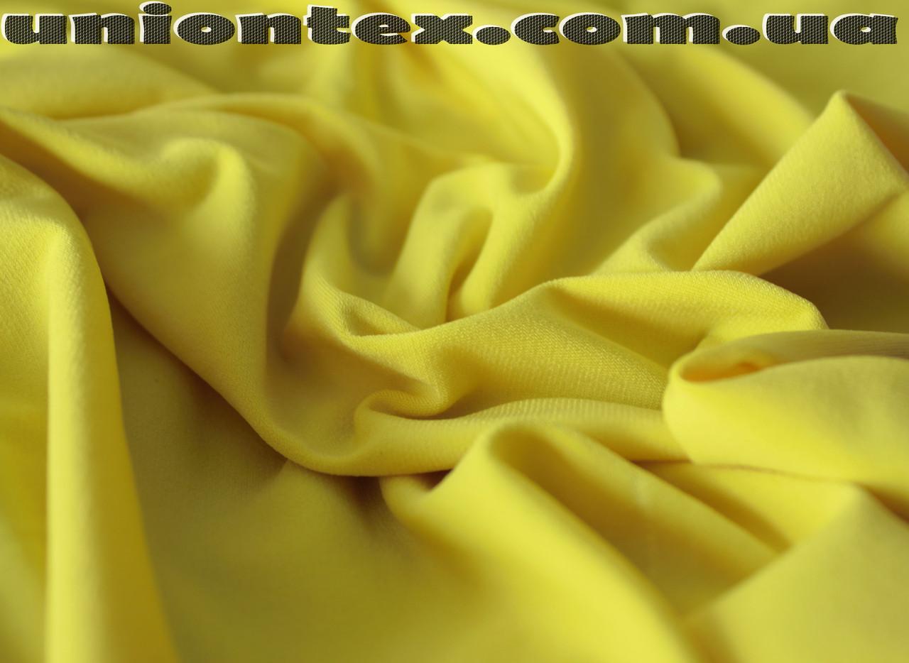 Трикотаж масло (желтый)