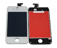 LCD Дисплей+сенсор  iPhone 4G белый копия (шт.)