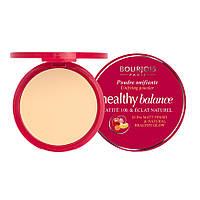 Пудра для лица компактная - Bourjois Healthy Balance (Оригинал)