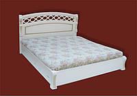 Кровать из натурального дерева Венеция 1, 1400*2000