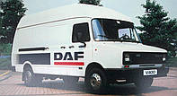 Мотор для DAF 400 2.5 TD 1989/1998 ПЕЖО. Двигатель на Даф 400 2,5 турбодизель.