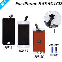 LCD Дисплей+сенсор  iPhone 5S