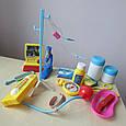 Игровой набор Доктор «Медицинская тележка» 13244, фото 2