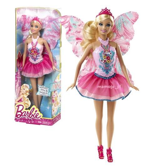 Лялька Барбі Прекрасна Фея в рожевому Барби Прекрасная Фея Barbie Beautiful Fairy Fashion Doll