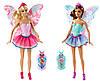 Лялька Барбі Прекрасна Фея в рожевому Барби Прекрасная Фея Barbie Beautiful Fairy Fashion Doll, фото 8