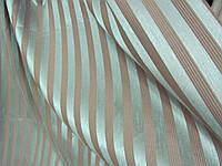 Ткань для штор Alba полосы цветы