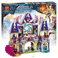 Bela Fairy 10415 Воздушный замок Скайры, 809 деталей, беседка, 3 мини-фигурки, конь с крыльями