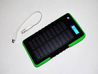 Power bank Solar charger с экраном 20000 mAh