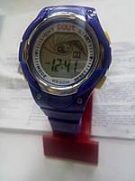 Наручные водонепроницаемые часы Polit синие
