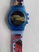 Часы наручные детские (тачки)