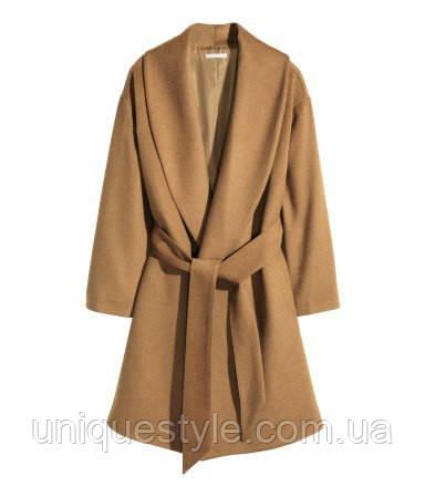 Шерстяное пальто H&M в наличии M - Unique Style (Dress.Shoes.Bags.Cosmetics from  UK US ES) в Ужгороде