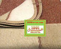 Детский чистошерстяной плед-одеяло Vladi Эльф, размер 140*100 см, 100% овечья шерсть
