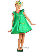 Детский костюм для девочки Елочка