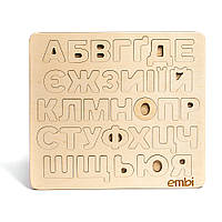 Азбука сортер, украинский алфавит, фото 1