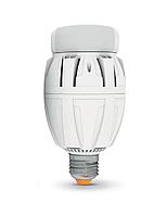 Лампа светодиодная М88 70W E27 6000К 7350 Lm VIDEX высокомощная промышленная