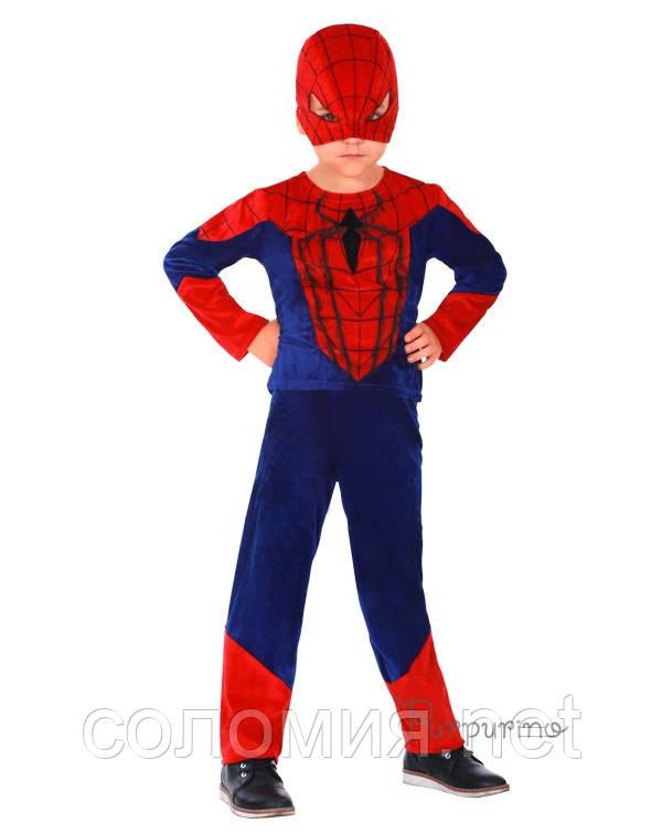 Детский костюм для мальчика Человек-Паук