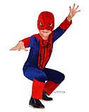 Детский костюм для мальчика Человек-Паук, фото 2