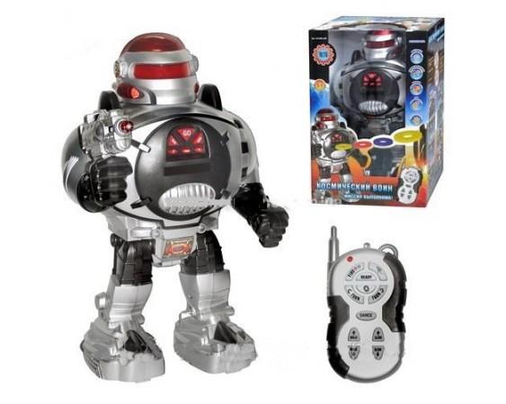 """Робот на радиоуправлении """"Космический воин"""" M 0465 U/R"""