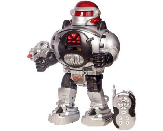 Игрушка робот на радиоуправлении M 0465 U/R
