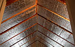 Утепление потолка в частном доме – устраняем главный источник холода ( интересные статьи )